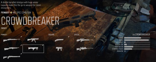 days gone crowdbreaker stats location unlock