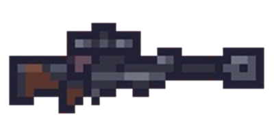 Hecate sniper rifle