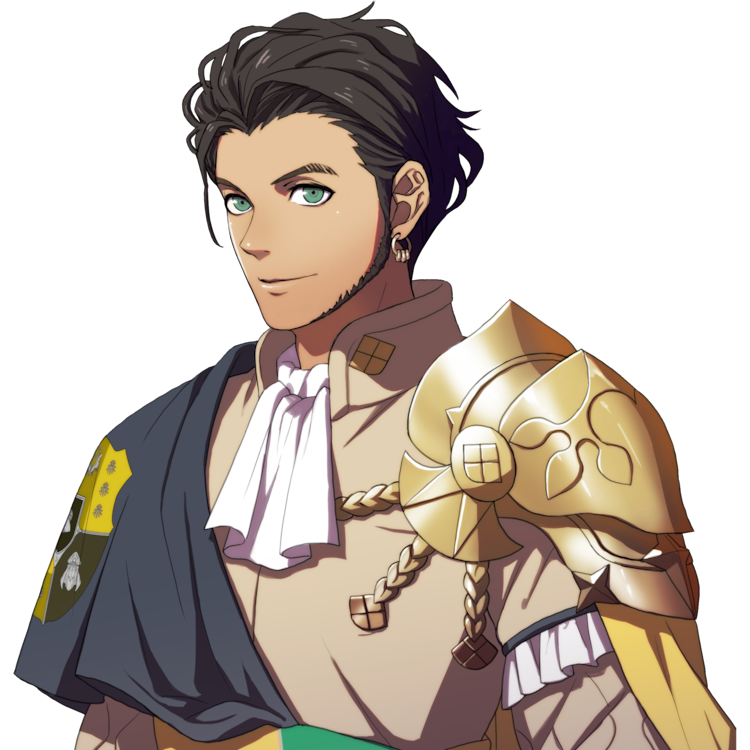 Claude fire emblem three houses character part2