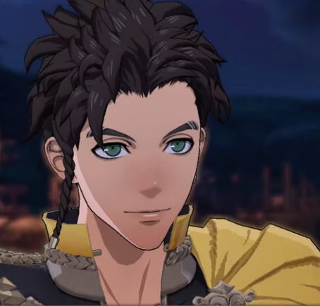 fire emblem three houses Claude stats voice actor birthday