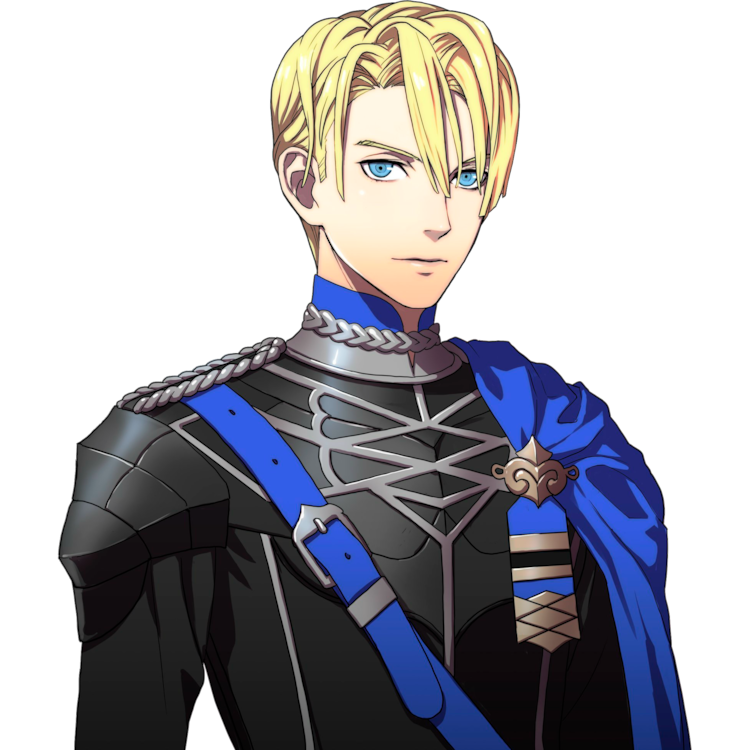 Dimitri fire emblem three houses character part1