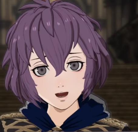 Fire Emblem Three Houses Bernadetta part1