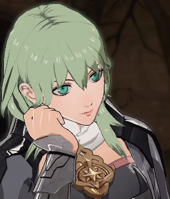 Fire Emblem Three Houses Byleth female 5 years