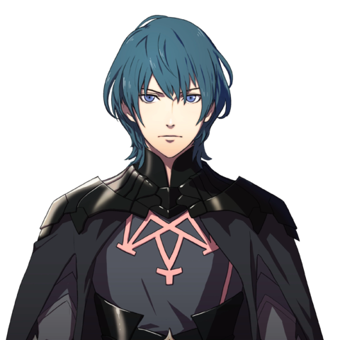 Fire Emblem Three Houses Byleth male