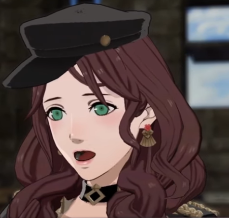 Fire Emblem Three Houses Dorothea Stats Ability Class