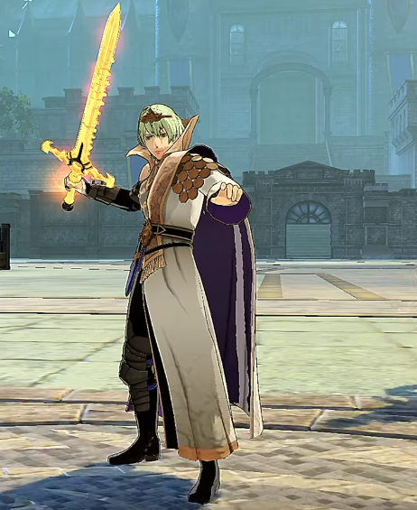 Fire Emblem Three Houses Enlightened One Class mastery