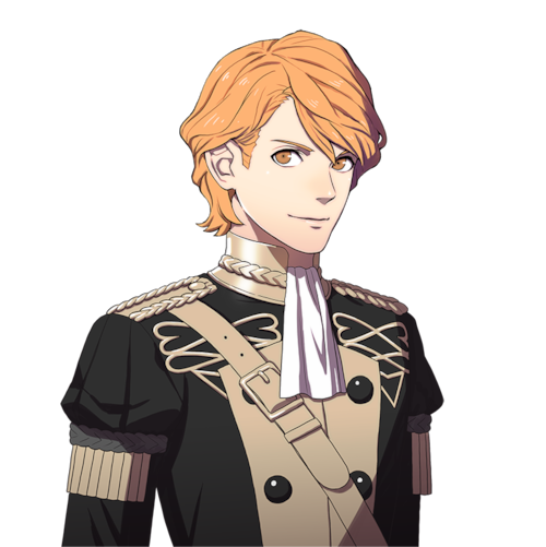 Fire Emblem Three Houses Ferdinand stats part1