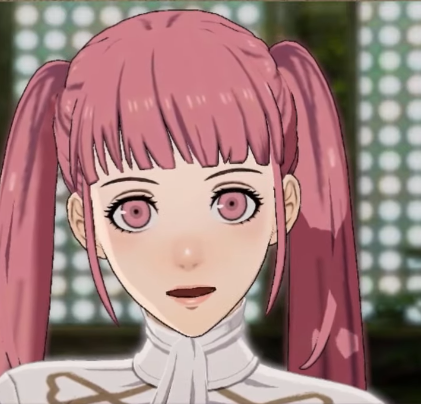 Fire Emblem Three Houses Hilda part1