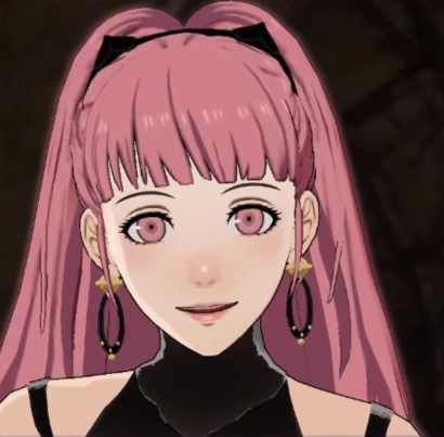 Fire Emblem Three Houses Hilda part2