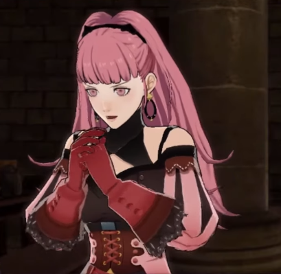 Fire Emblem Three Houses Hilda