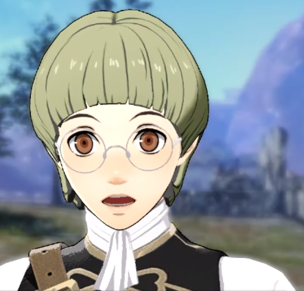 Fire Emblem Three Houses Ignatz part 1