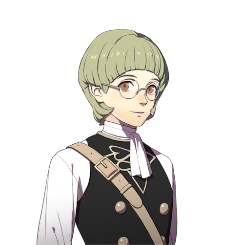 Fire Emblem Three Houses Ignatz stats part 1