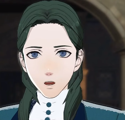Fire Emblem Three Houses Linhardt timeskip