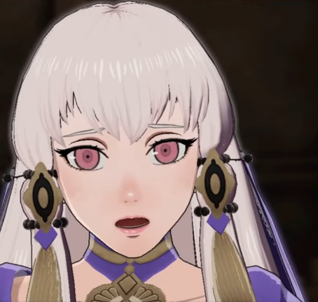 Fire Emblem Three Houses Lysithea 5 years