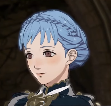 Fire Emblem Three Houses Marianne 5 years