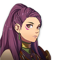 Fire Emblem Three Houses Petra stats 5 years