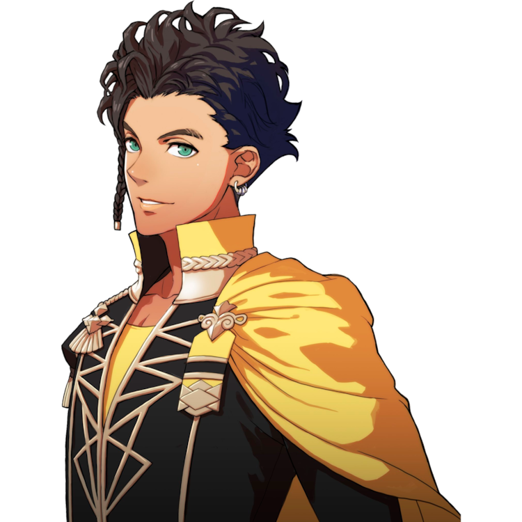 claude fire emblem three houses character part1