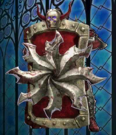 Bloodstained Ritual of the Night Shield Outsider No.039 shard location