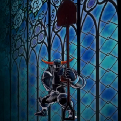 Bloodstained Ritual of the Night Shovel Armor No.036 shard location