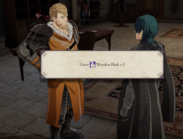 Fire Emblem Three Houses Lost Items Guide location