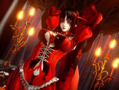 Bloodstained Ritual of the Night Bloodless Boss No.118 location