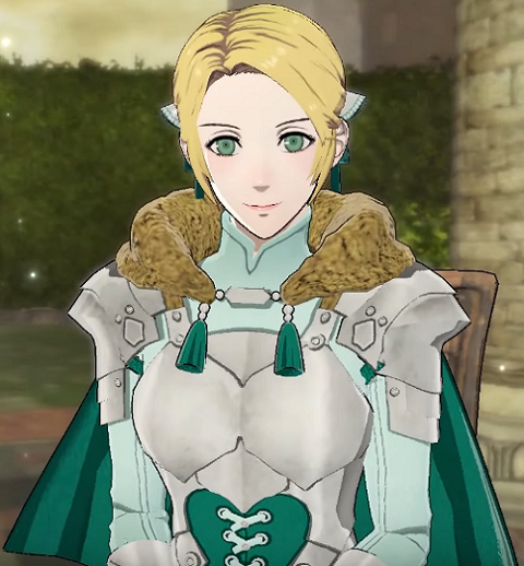 Fire Emblem Three Houses Ingrid Tea Party Guide FE3H Tea Time