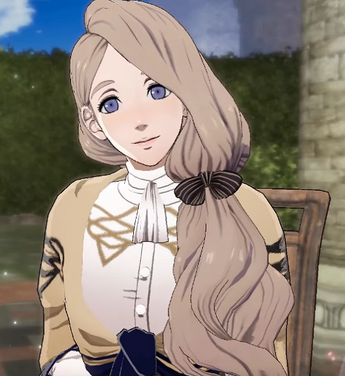 Fire Emblem Three Houses Mercedes Tea Party Guide FE3H Tea Time