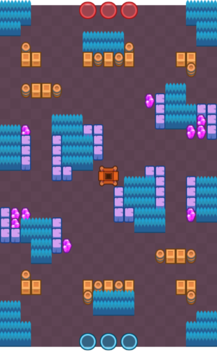 Chill Cave Map