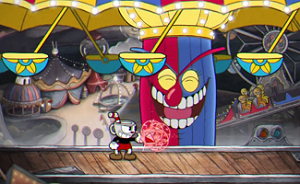 Cuphead Beppi The Clown
