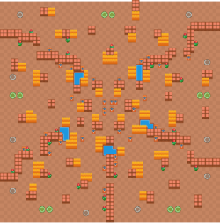 Double Trouble Map