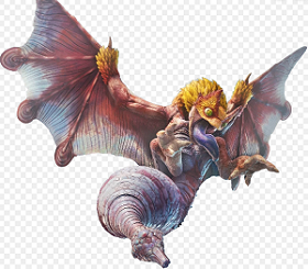 Monster Hunter World Iceborne Coral Pukei Pukei