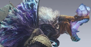 Monster Hunter World Iceborne Fulgur Anjanath