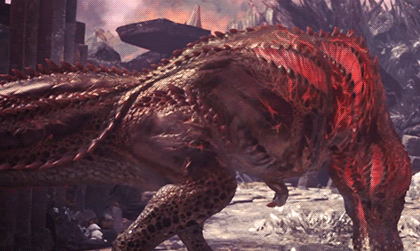 Monster Hunter World Iceborne Savage Deviljho