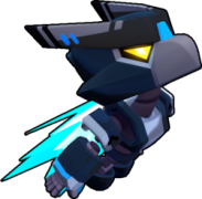 Night Mecha Crow skin