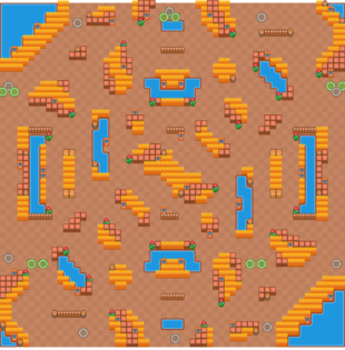Outrageous Outback Map