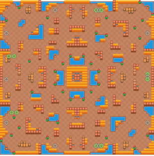 Scorched Stone Map