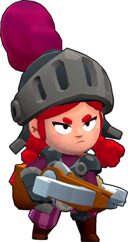 Shadow Knight Jessie skin