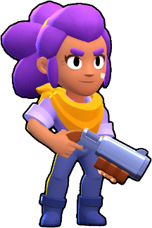Shelly Skin Default