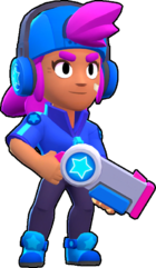 Shelly Skin Star