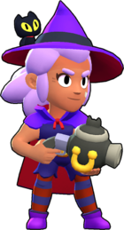 Shelly Skin Witch