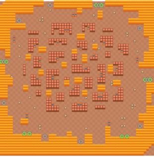Stormy Plains Map