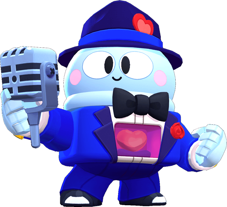 Brawl Stars Smooth Lou Skin