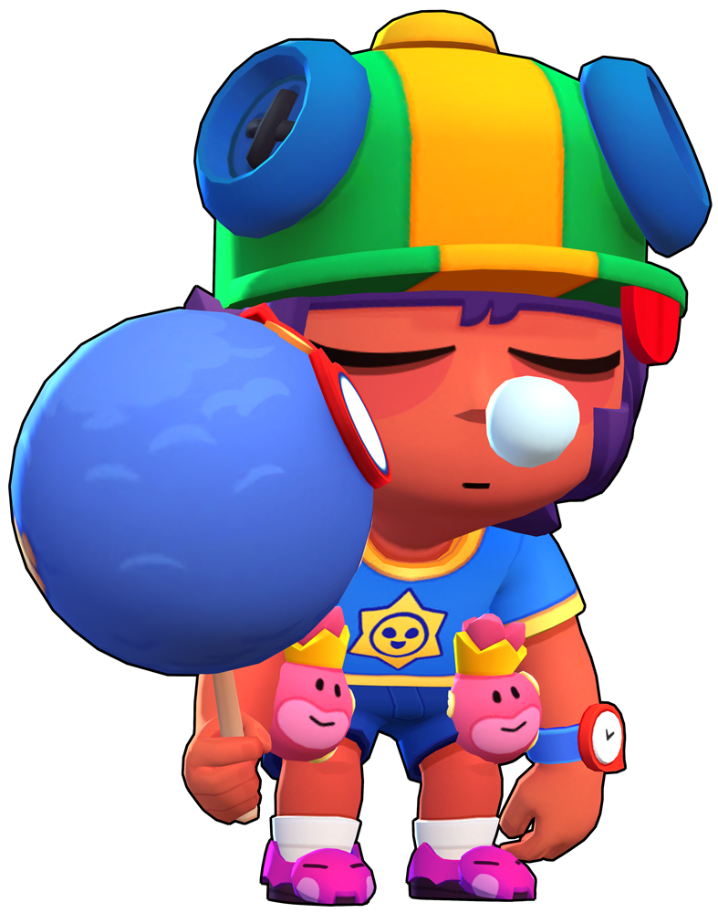 Brawl Stars Sugar Rush Sandy Skin