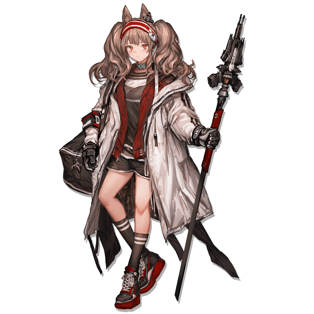 Arknights Angelina Wiki Guide