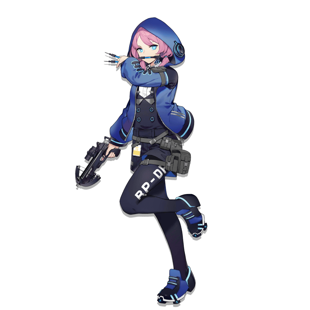 Arknights Blue Poison Wiki Guide