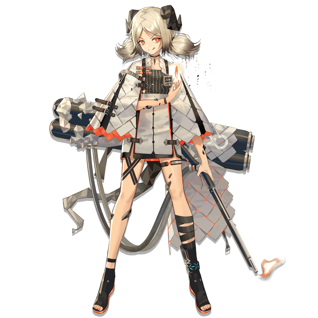 Arknights Ifrit Wiki Guide