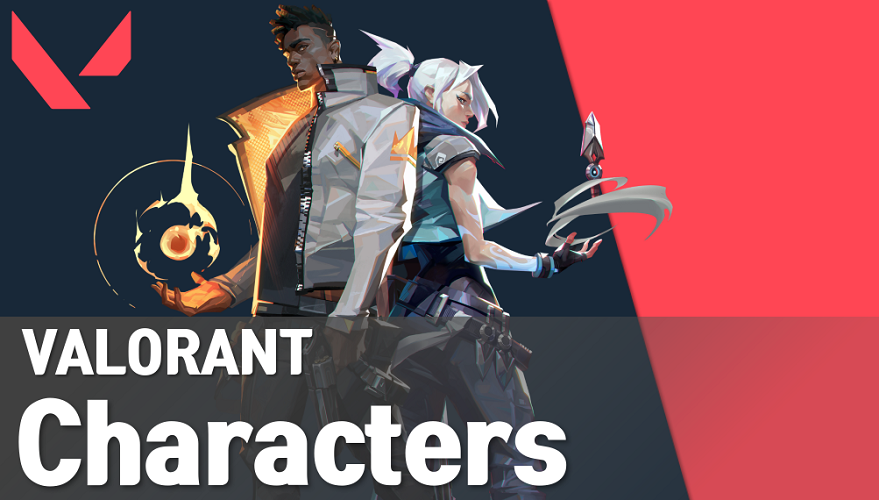 Valorant Characters (Agent) List