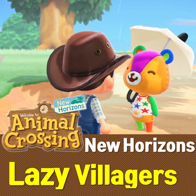 Animal Crossing New Horizons Lazy Villagers List Acnh Wiki Owwya