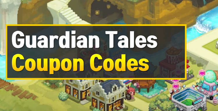 Guardian Tales Coupon Code