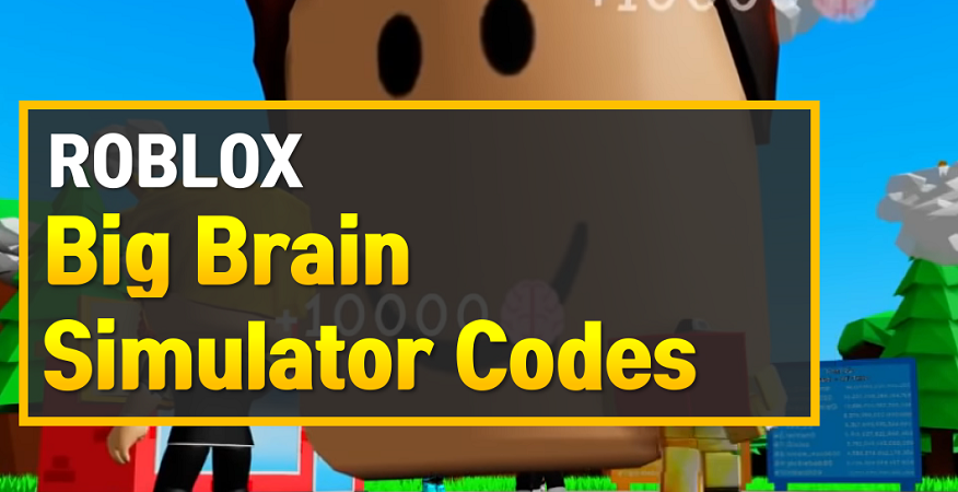 Roblox Big Brain Simulator Codes